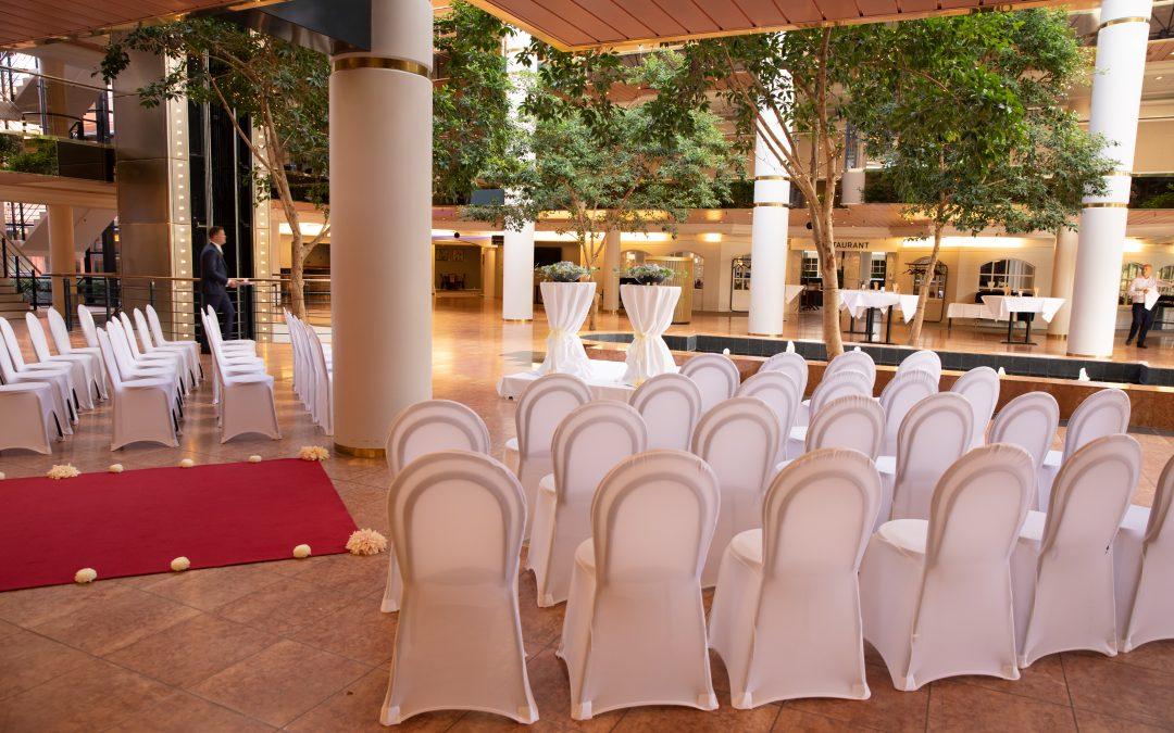 Der er så mange forberedelser til et bryllup….